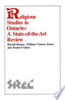 Religious Studies In Ontario