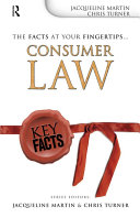 Key Facts  Consumer Law