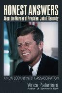 Honest Answers about the Murder of President John F. Kennedy Pdf/ePub eBook