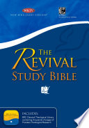 """The Revival Study Bible"" by Destiny Image Publishers"