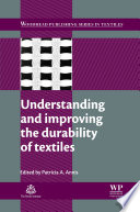 Understanding and Improving the Durability of Textiles Book