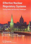 Effective Nuclear Regulatory Systems