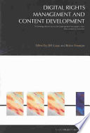 Digital Rights Management and Content Development Book