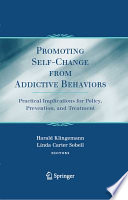 Promoting Self Change From Addictive Behaviors