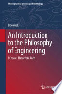 An Introduction to the Philosophy of Engineering
