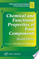 Chemical and Functional Properties of Food Components  Second Edition Book