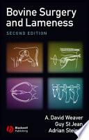 Bovine Surgery and Lameness Book