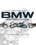 The Complete Book of BMW Motorcycles Pdf/ePub eBook