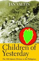 Children of Yesterday