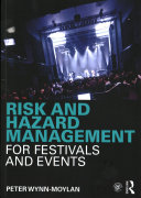 Cover of Risk and Hazard Management for Festivals and Events
