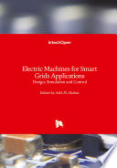 Electric Machines for Smart Grids Applications