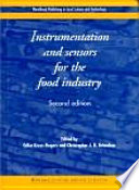 Instrumentation and Sensors for the Food Industry Book
