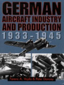 German Aircraft Industry and Production, 1933-1945