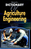 Read Online Biotech's Dictionary of Agriculture Engineering For Free