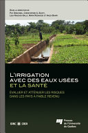 Pdf L'irrigation avec des eaux usées et la santé Telecharger