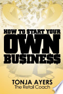 How to Start Your Own Business Book