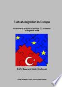 Turkish Migration In Europe