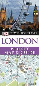 Dk Eyewitness Pocket Map And Guide London