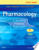 Study Guide for Pharmacology - E-Book