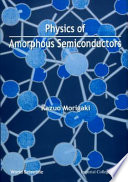 Physics Of Amorphous Semiconductors Book PDF