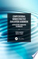 Computational Nondestructive Evaluation Handbook Book