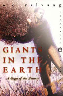 Giants in the Earth Book