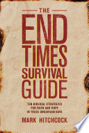 The End Times Survival Guide Book