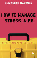 How to Manage Stress in FE