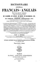 Dictionnaire général anglais-français ebook