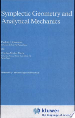 Download Symplectic Geometry and Analytical Mechanics Free Books - Dlebooks.net