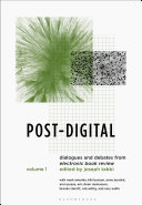 Post-Digital Humanities
