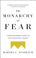 The Monarchy of Fear Pdf/ePub eBook