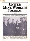 United Mine Workers Journal