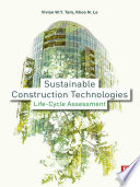 Sustainable Construction Technologies Book PDF