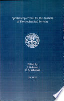 Spectroscopic Tools For The Analysis Of Electrochemical Systems Book PDF