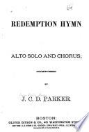 Redemption Hymn