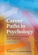 link to Career paths in psychology : where your degree can take you in the TCC library catalog