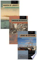 City of promises   a history of the jews of New York Book