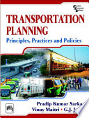 Transportation Planning Book PDF