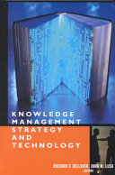 Knowledge Management Strategy and Technology Book