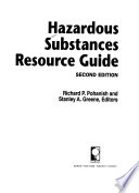 Hazardous Substances Resource Guide