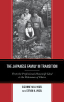 The Japanese Family in Transition: From the Professional Housewife ...
