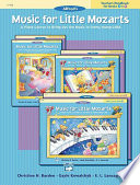 Music for Little Mozarts: Teacher's Handbook for Books 3 & 4