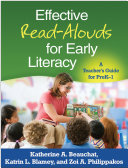 Effective Read Alouds for Early Literacy