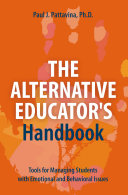 Pdf The Alternative Educator's Handbook Telecharger