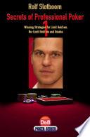 Secrets of Professional Poker