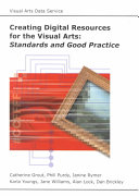 Creating Digital Resources For The Visual Arts Book PDF