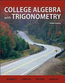 Combo  College Algebra with Trigonometry with ALEKS User Guide   Access Code 18 Weeks