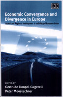 Economic Convergence and Divergence in Europe