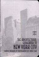Architectural Guidebook to New York City [Pdf/ePub] eBook